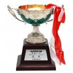 1990Prince cup徳島大会男子ダブルスAクラス優勝