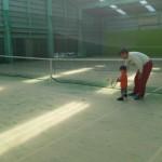 テニスレッスン8
