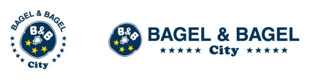 B&B Cityロゴ(白)